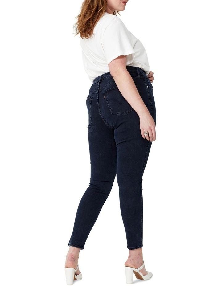 Plus Size Mile High Super Skinny Jeans image 3