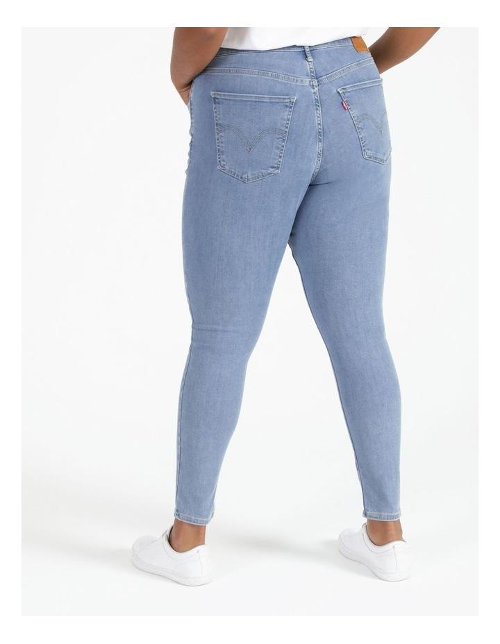 Plus Size Mile High Super Skinny Jeans image 4