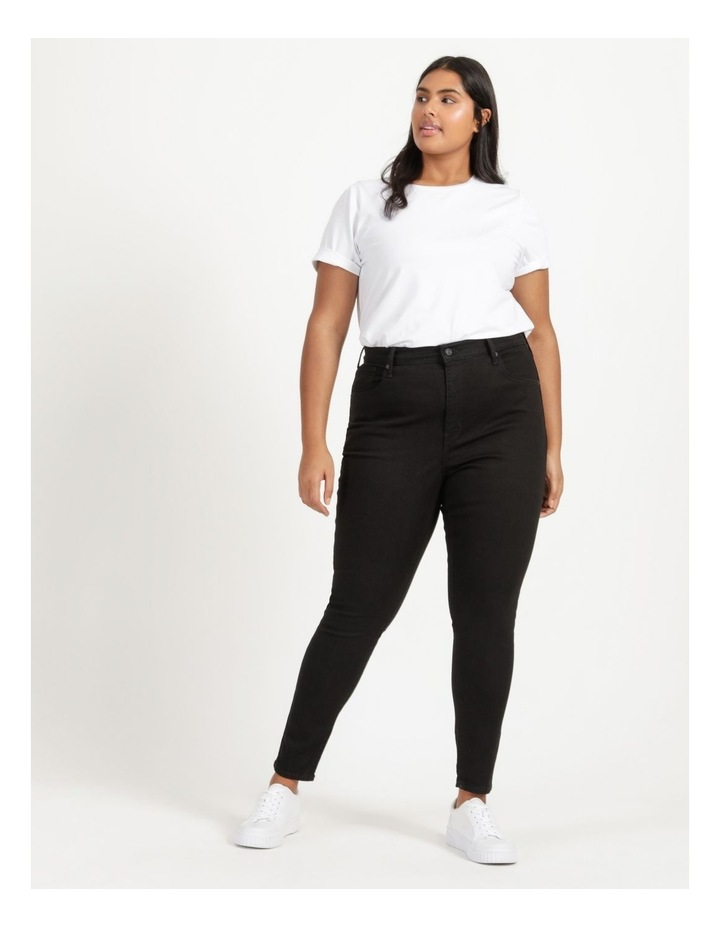 Curve Mile High Super Skinny Jeans image 1