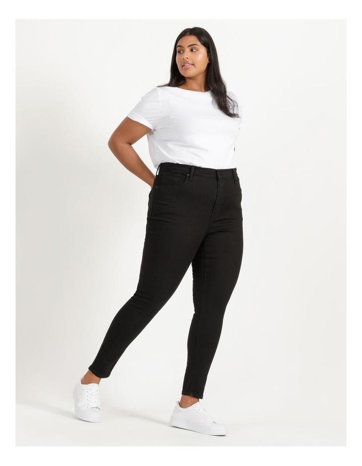 Curve Mile High Super Skinny Jeans image 4