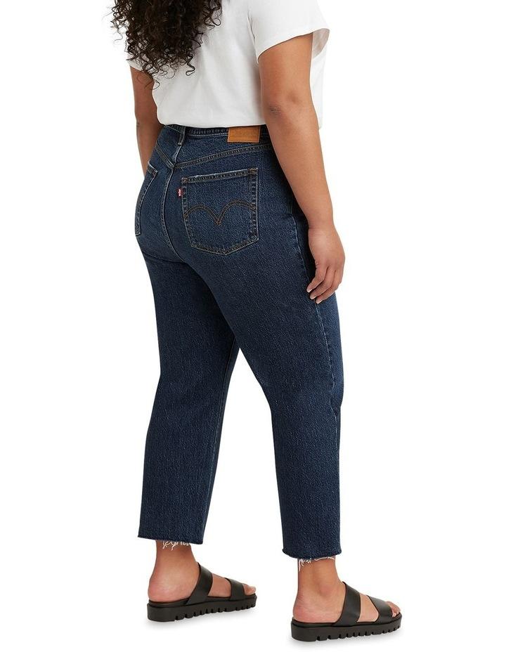 Curve Wedgie Salsa Roll Plus Straight Leg Jean image 3