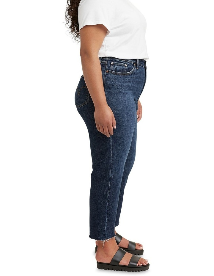 Curve Wedgie Salsa Roll Plus Straight Leg Jean image 5