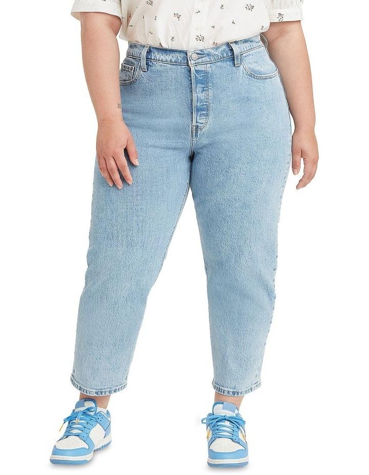 Cruve 501 Original Cropped Jeans image 1