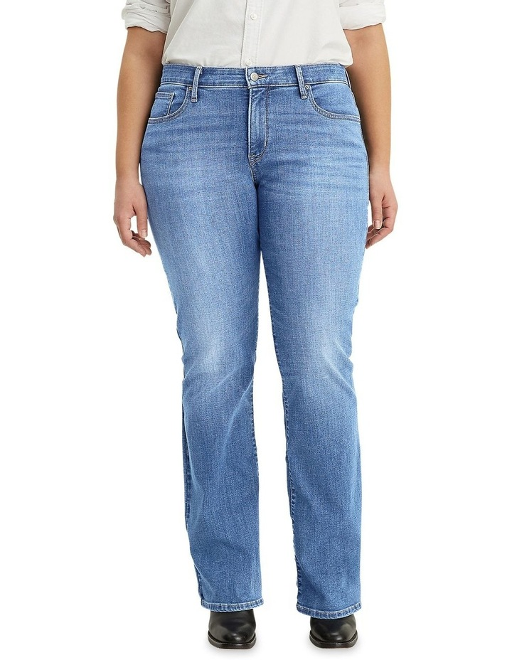 Curve 315 Shaping Bootcut Jeans image 1