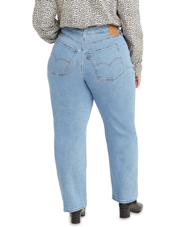 Cruve 70S High Straight Jeans image 2