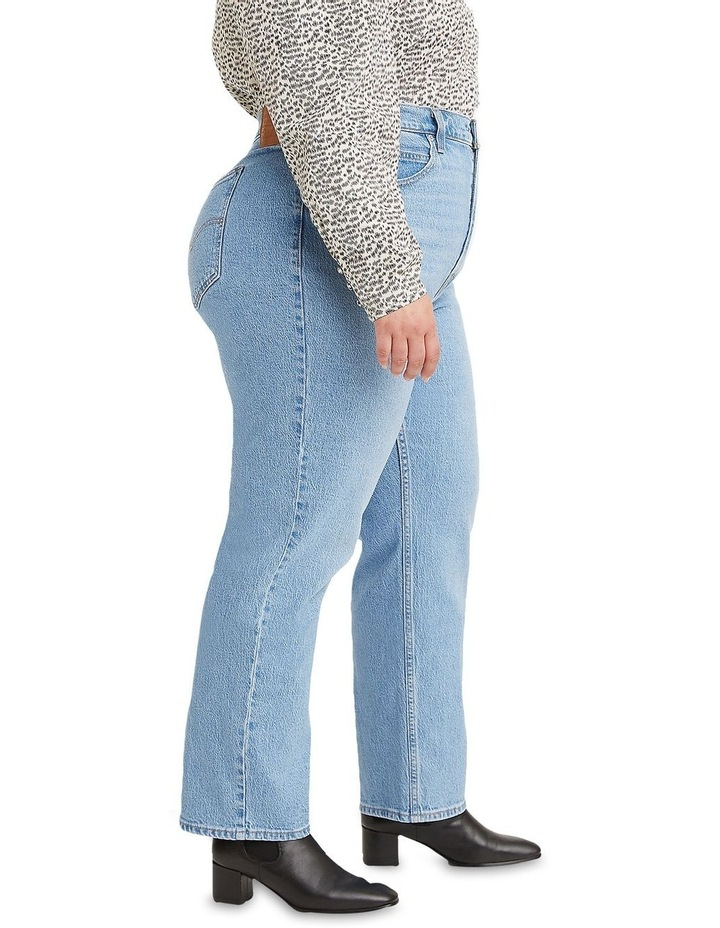 Cruve 70S High Straight Jeans image 3