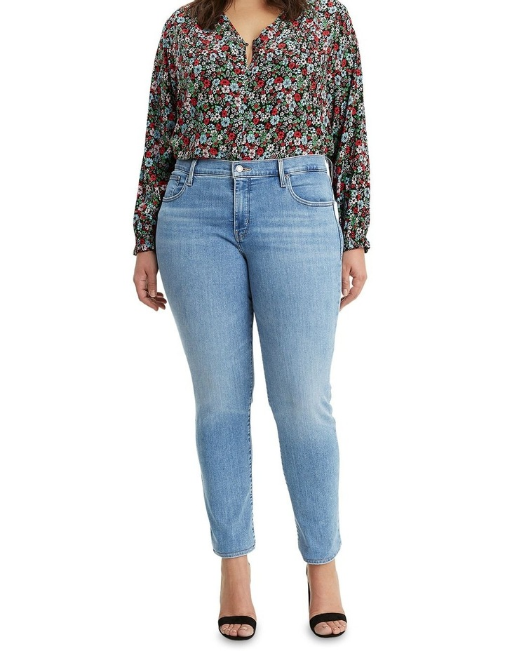 Curve 311 Shaping Skinny Jeans image 1