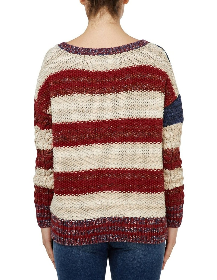 AMERICANA CABLE KNIT image 2