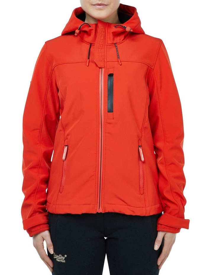CNY HOODED SD WINDTREKKER image 1