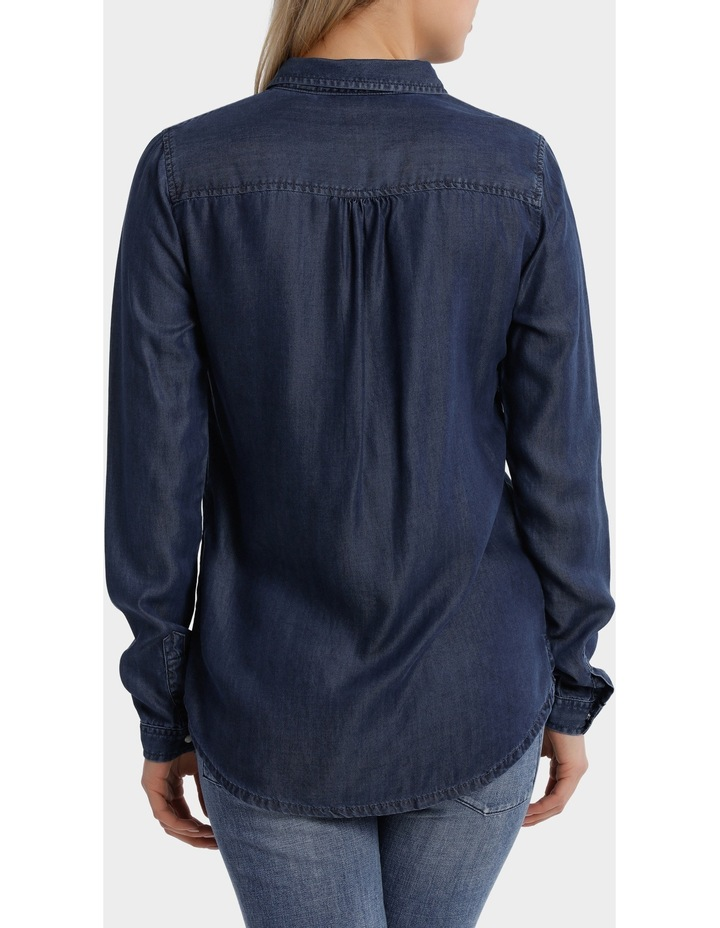 Diana Tencel Shirt image 3