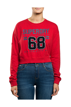 Superdry - Tri League Boxy Top