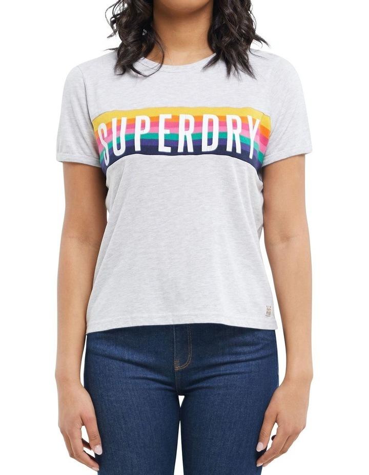 Rainbow Graphic Tee image 1