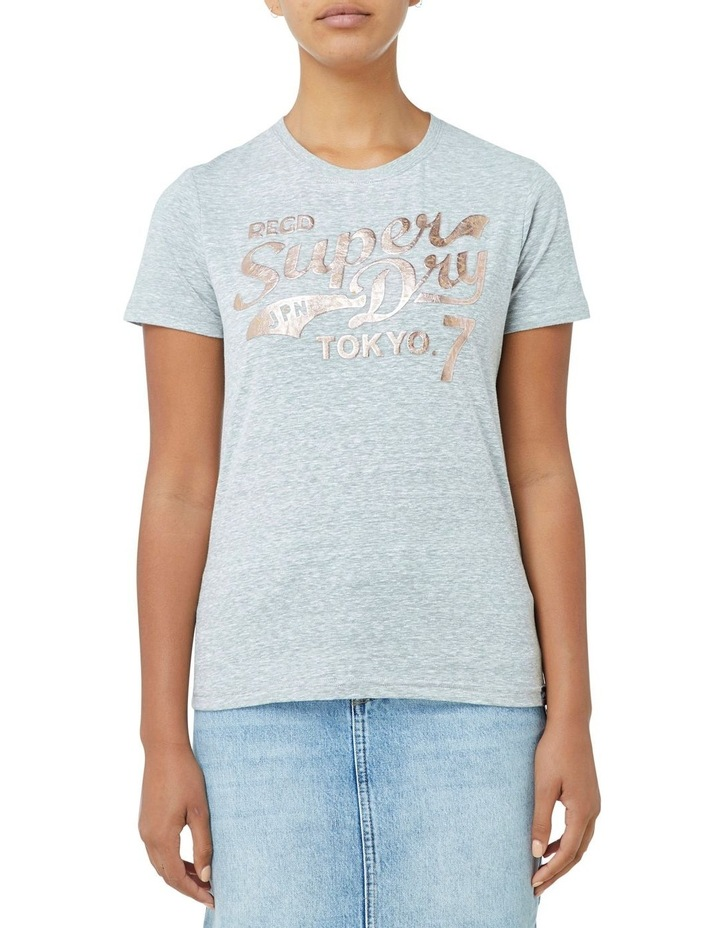 Tokyo 7 Textured Foil Entry Tee image 1