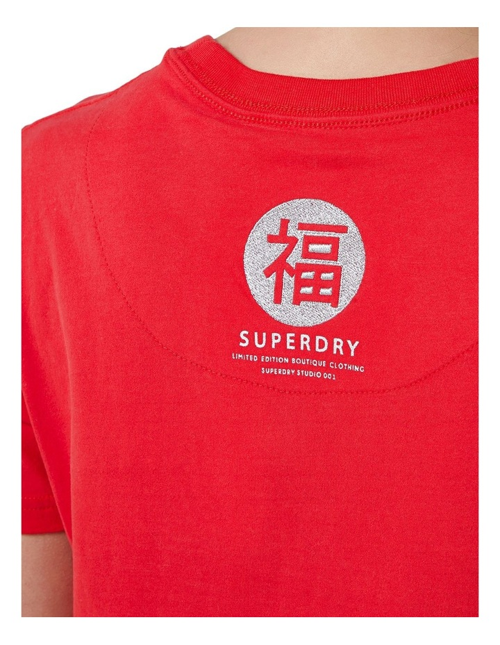 Chinese New Year Reflective Entry Tee image 4