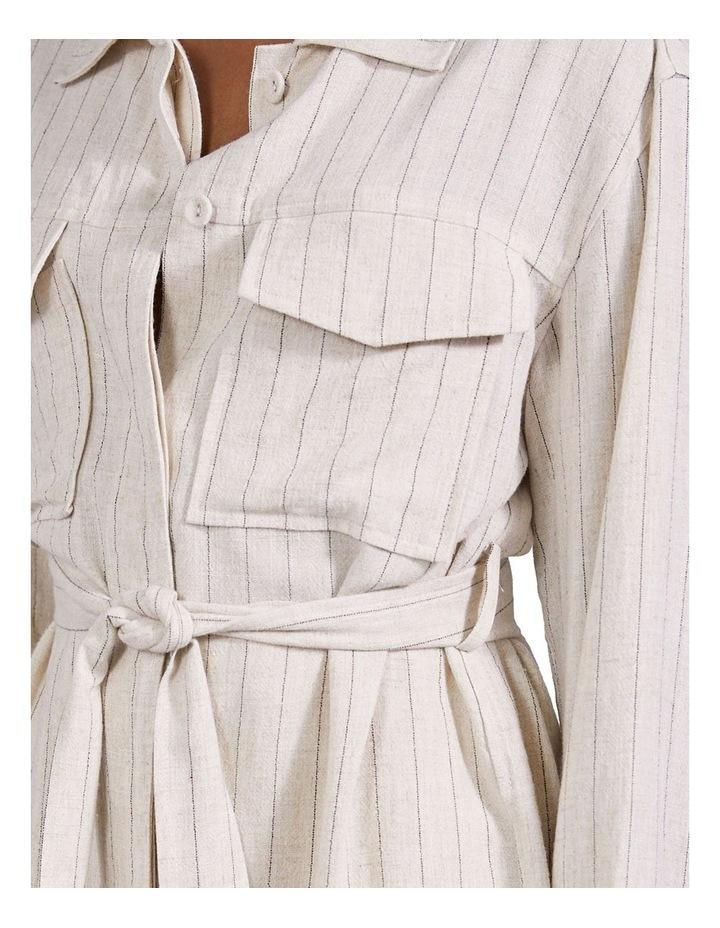Picnic Stripe Tailored Pocket Jacket image 6