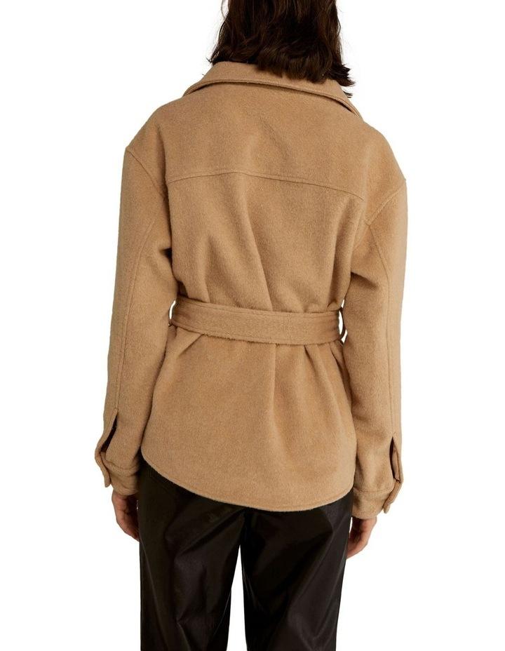 Trucker Wool Jacket image 2