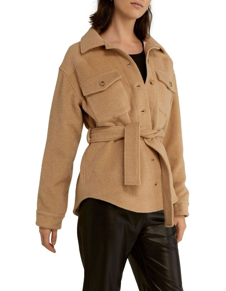 Trucker Wool Jacket image 3