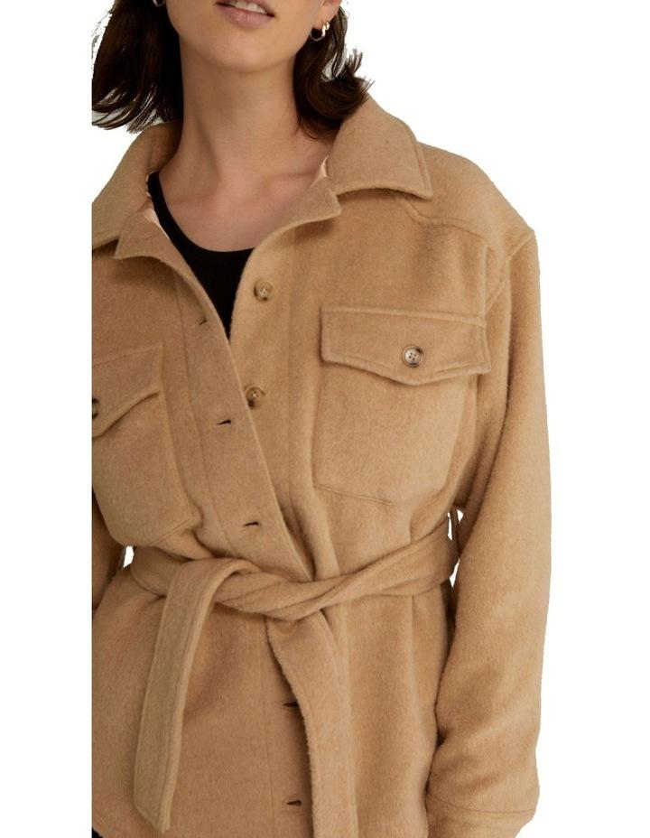 Trucker Wool Jacket image 4