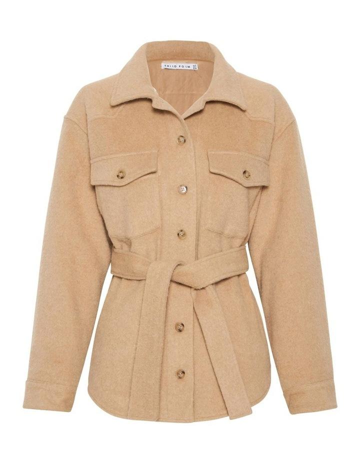 Trucker Wool Jacket image 5