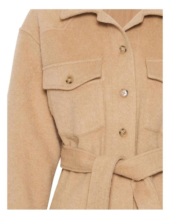 Trucker Wool Jacket image 7