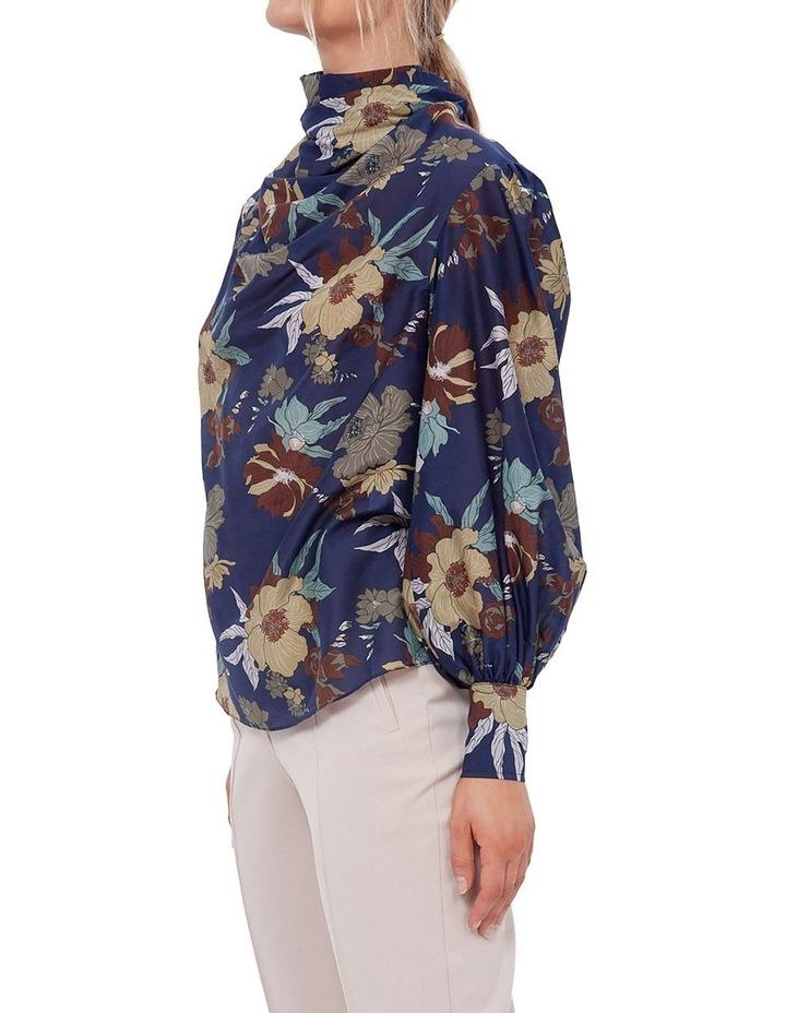 Prague Silk Cotton Blouse image 2