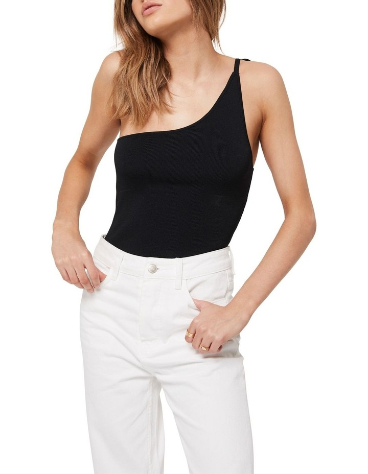 The One Shoulder Top image 1