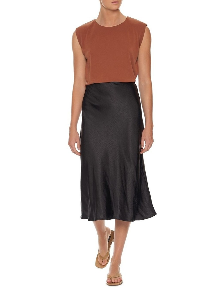 Your Always Bias Midi Skirt image 2