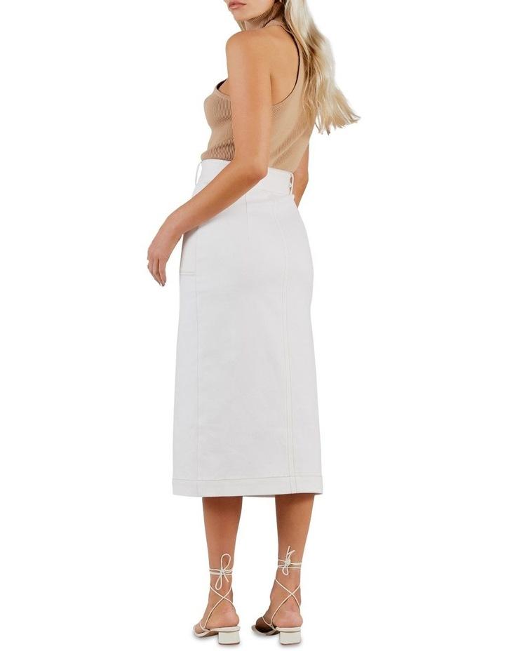 Carle Denim Skirt image 2