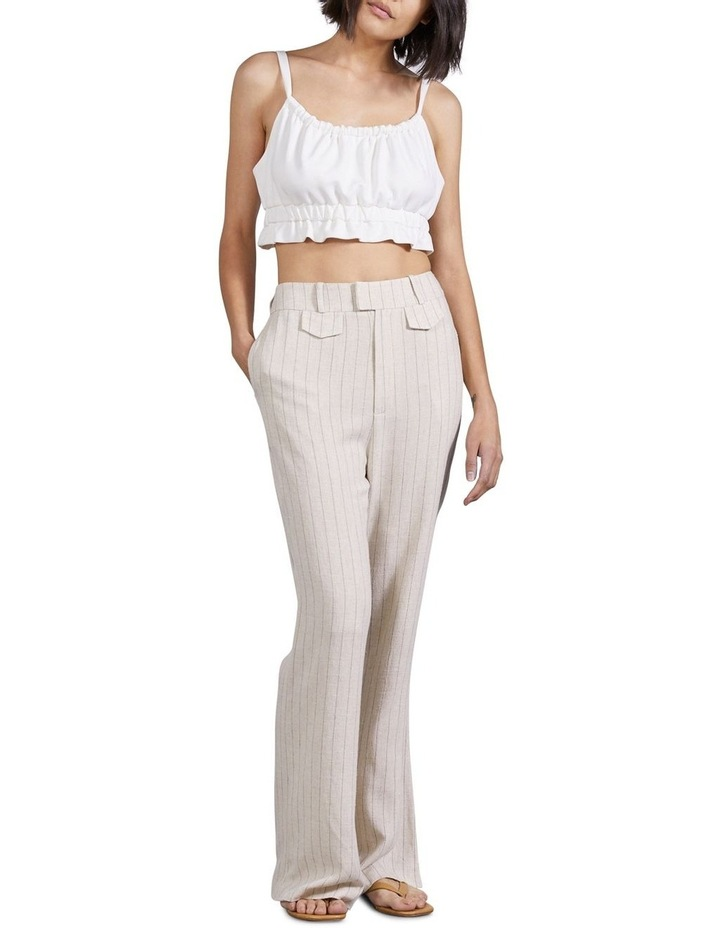 Picnic Stripe Tailored Trouser image 4