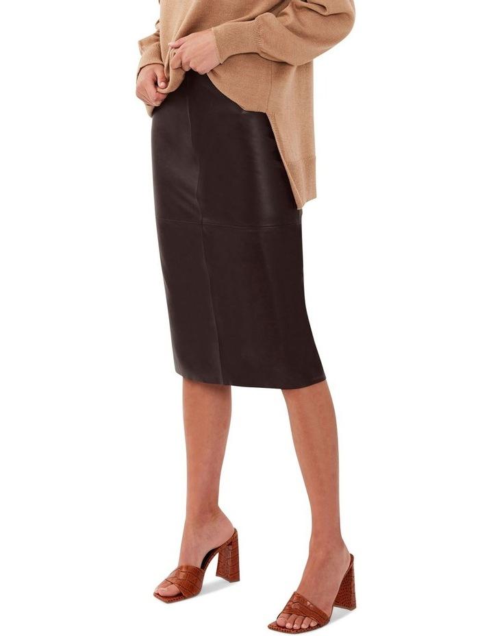 Mid Length Pencil Skirt image 1