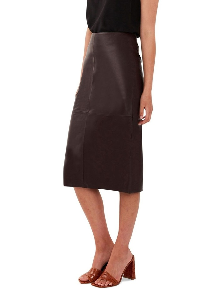 Mid Length Pencil Skirt image 3