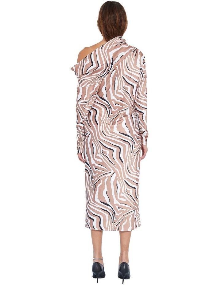 Raj Off Shoulder Dress image 2