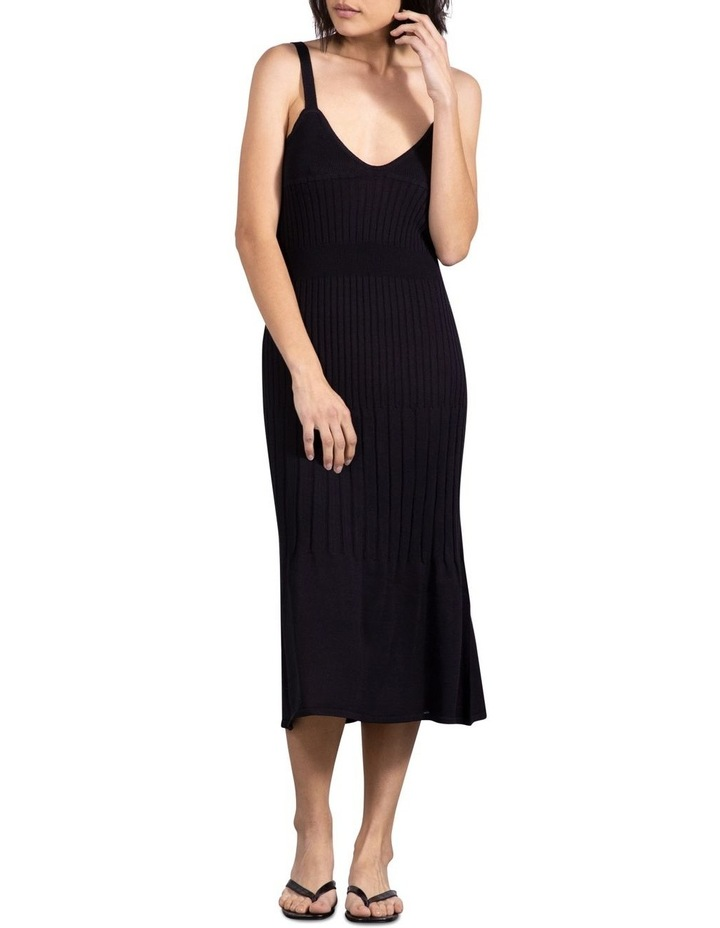 Flare Out Knit Slip Dress image 5