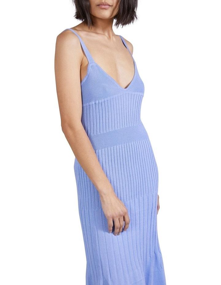 Flare Out Knit Slip Dress image 4