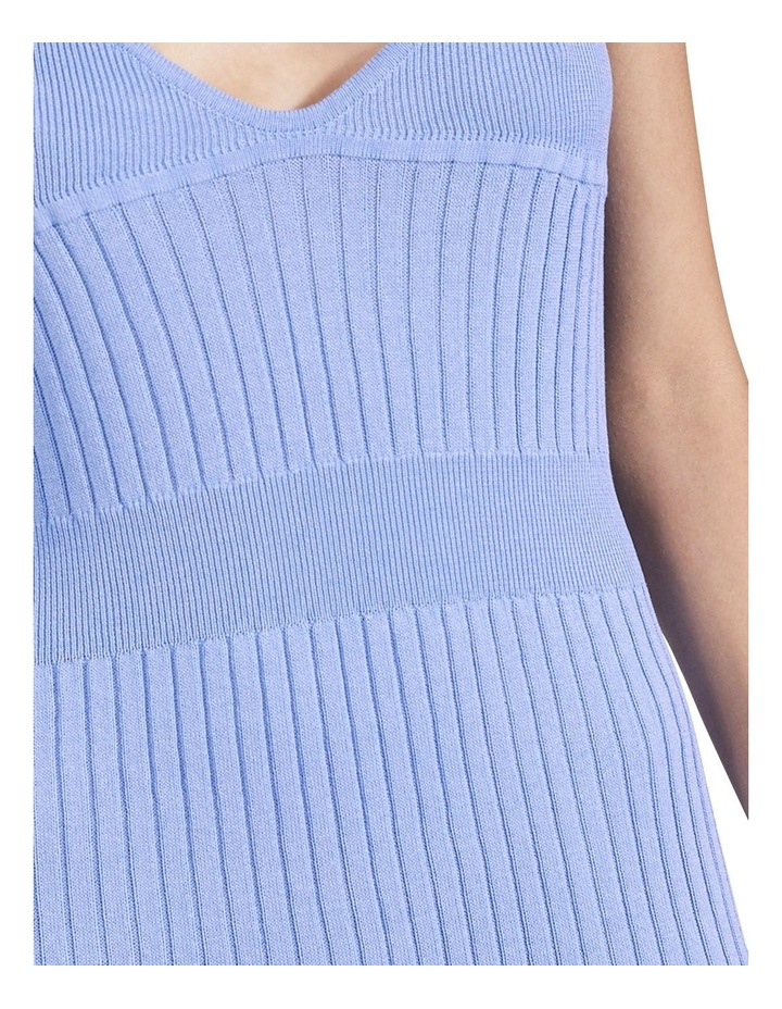 Flare Out Knit Slip Dress image 6