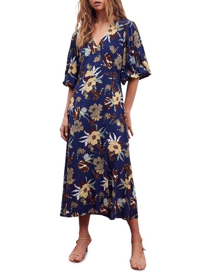 Orsay Wrap Midi Dress image 1