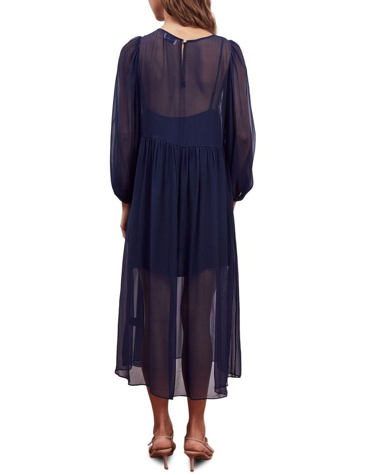Siesta Silk Midi Dress image 2