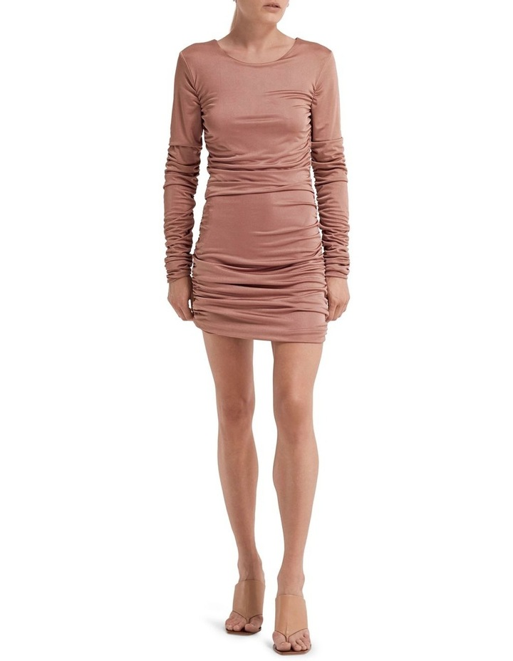 Lead On Long Sleeve Mini Dress image 1