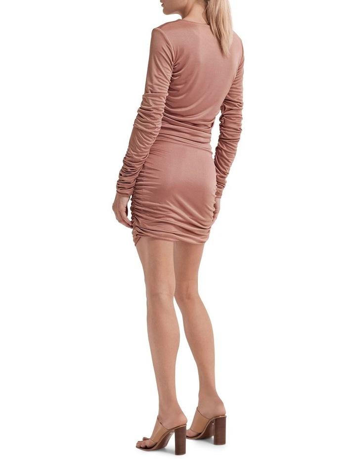 Lead On Long Sleeve Mini Dress image 2
