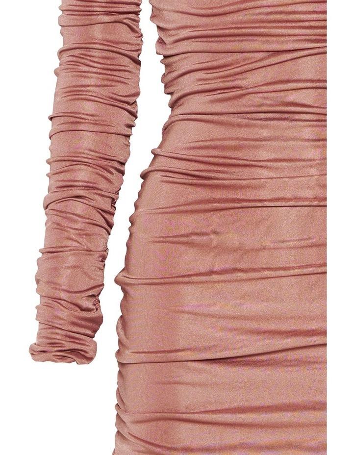 Lead On Long Sleeve Mini Dress image 4