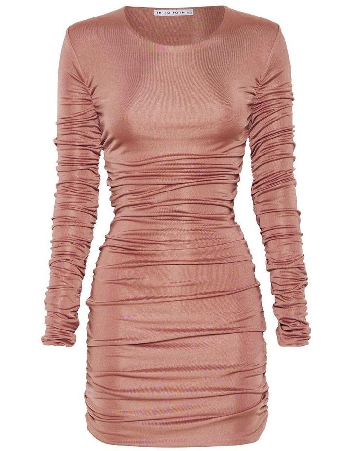 Lead On Long Sleeve Mini Dress image 5