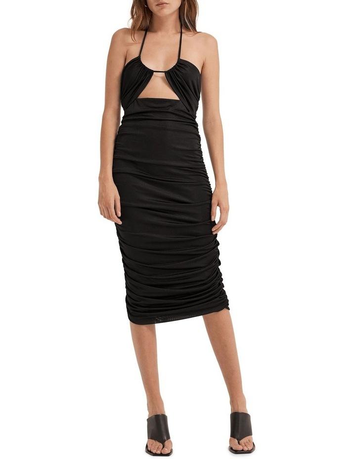 Lead On Halter Midi Dress image 1