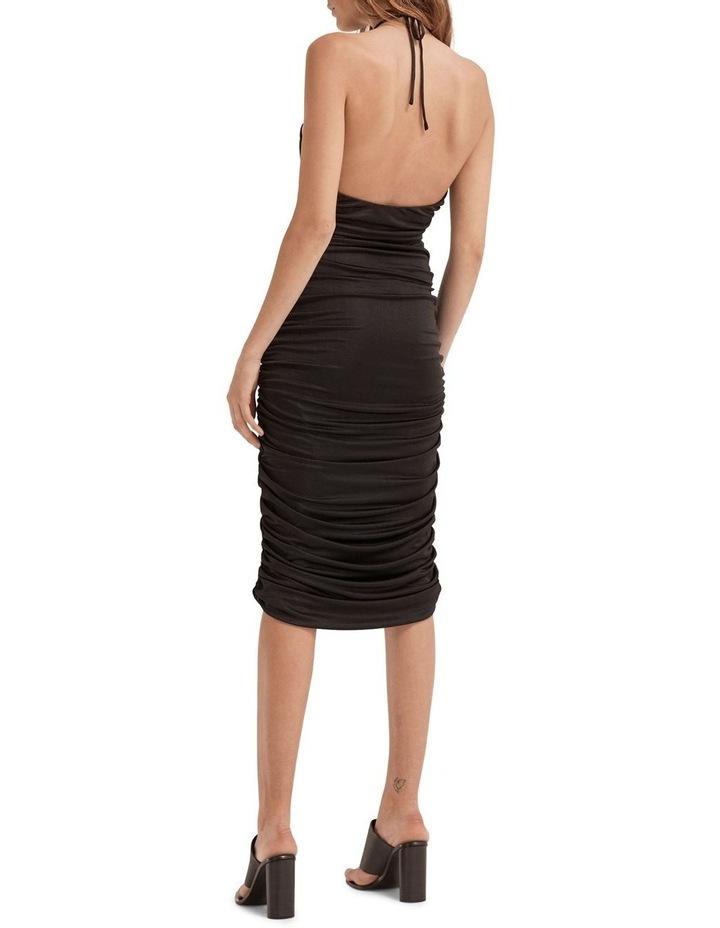 Lead On Halter Midi Dress image 2