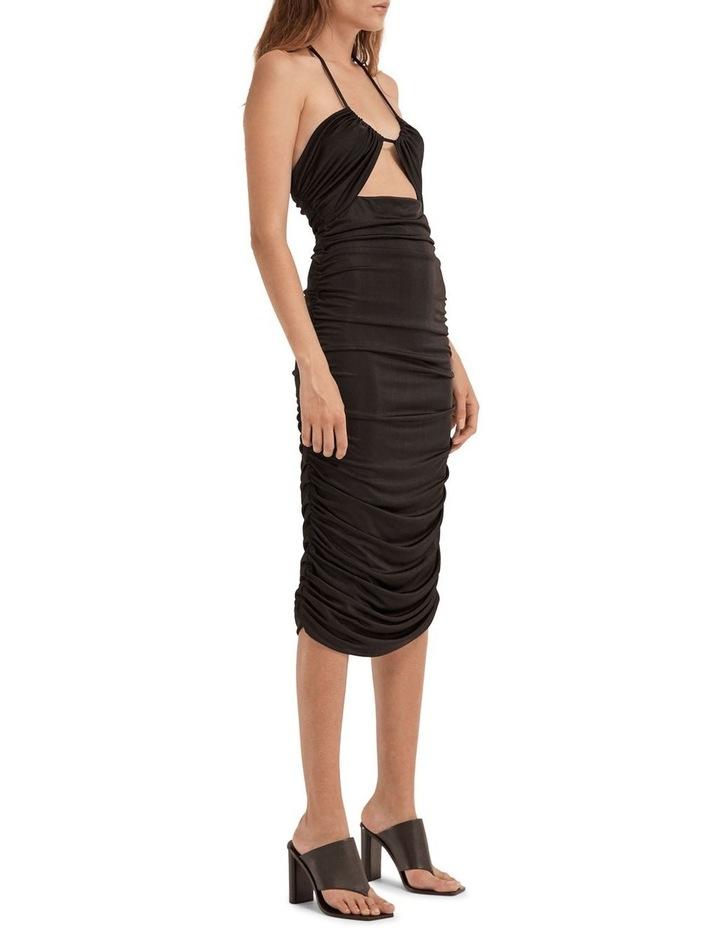 Lead On Halter Midi Dress image 3