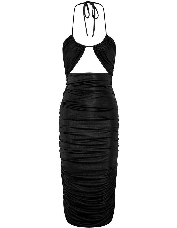 Lead On Halter Midi Dress image 6