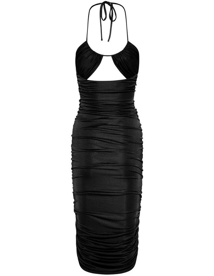 Lead On Halter Midi Dress image 7