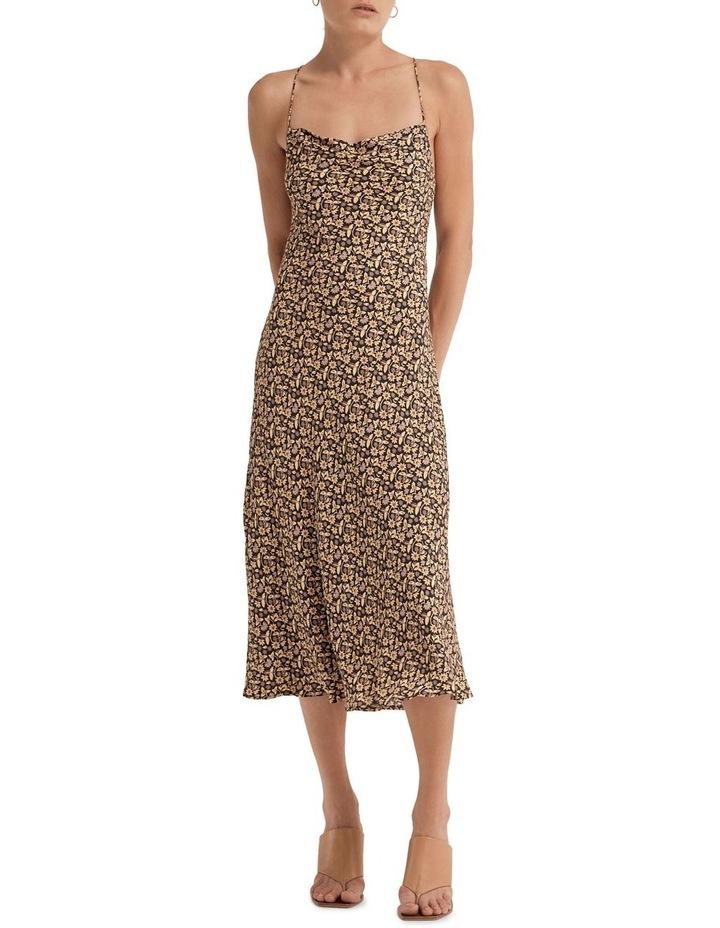 Take Me Away Bias Slip Dress image 1