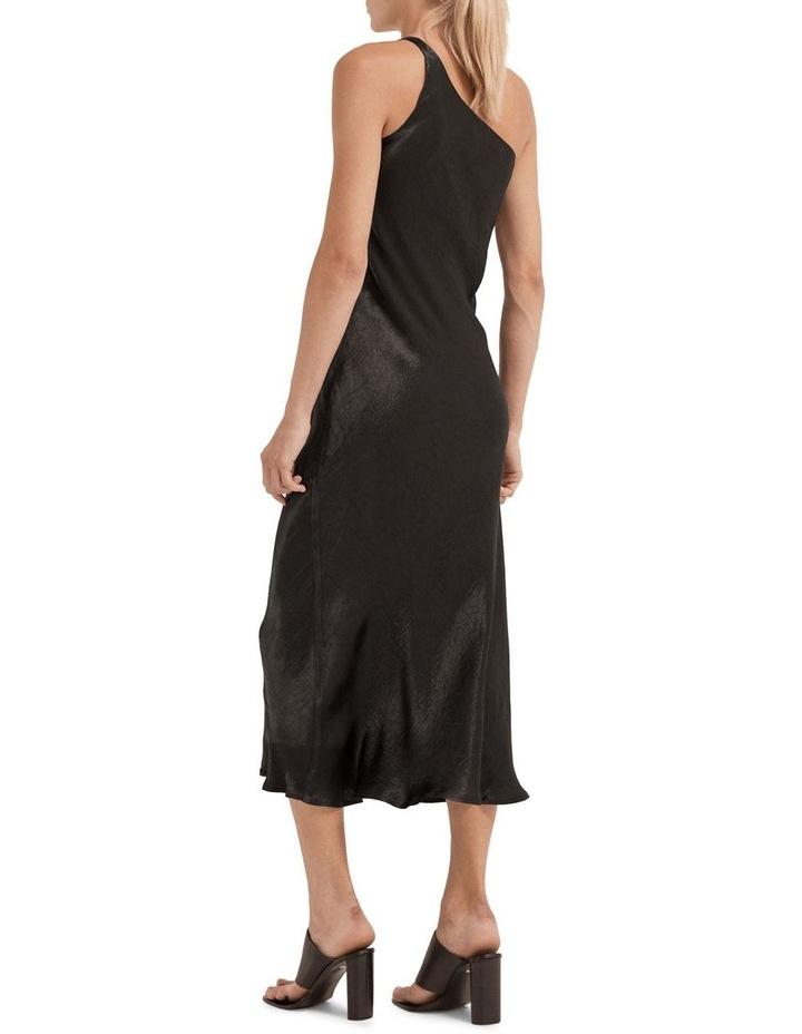 Running Water Bias One Shoulder Slip Dress image 2