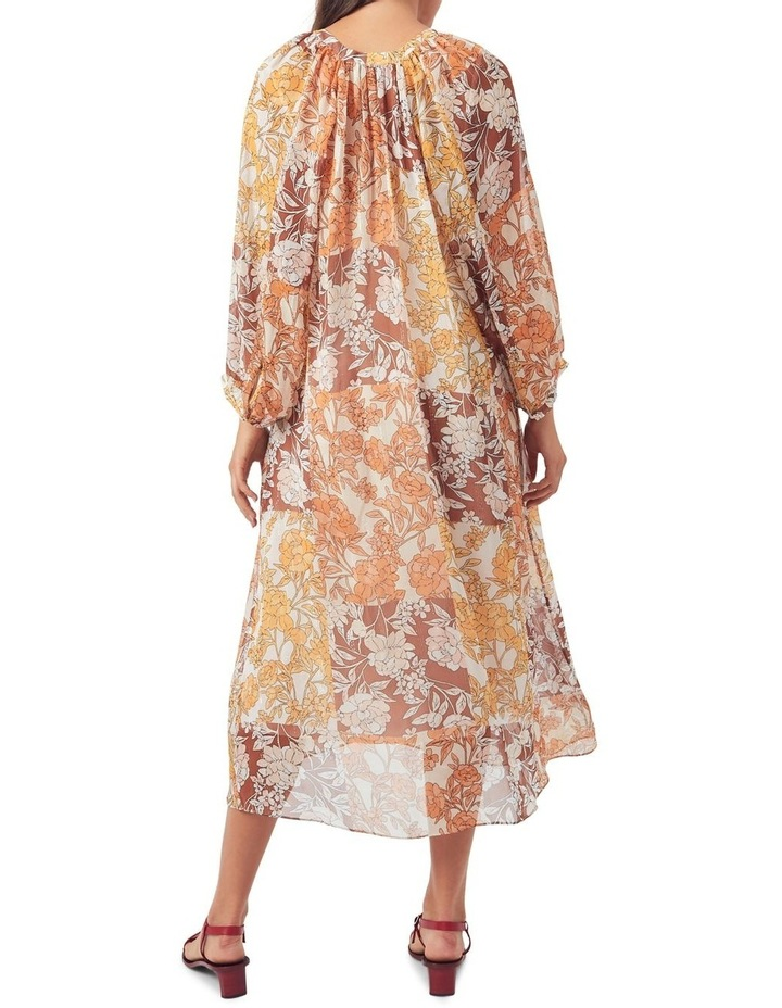 Carey Silk Midi Dress image 2