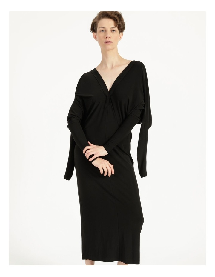 Ty Front Nk Shirt Midcalf Dress image 4